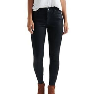 Lucky Brand Mid Rise Ava Skinny Jean Coated 2/26